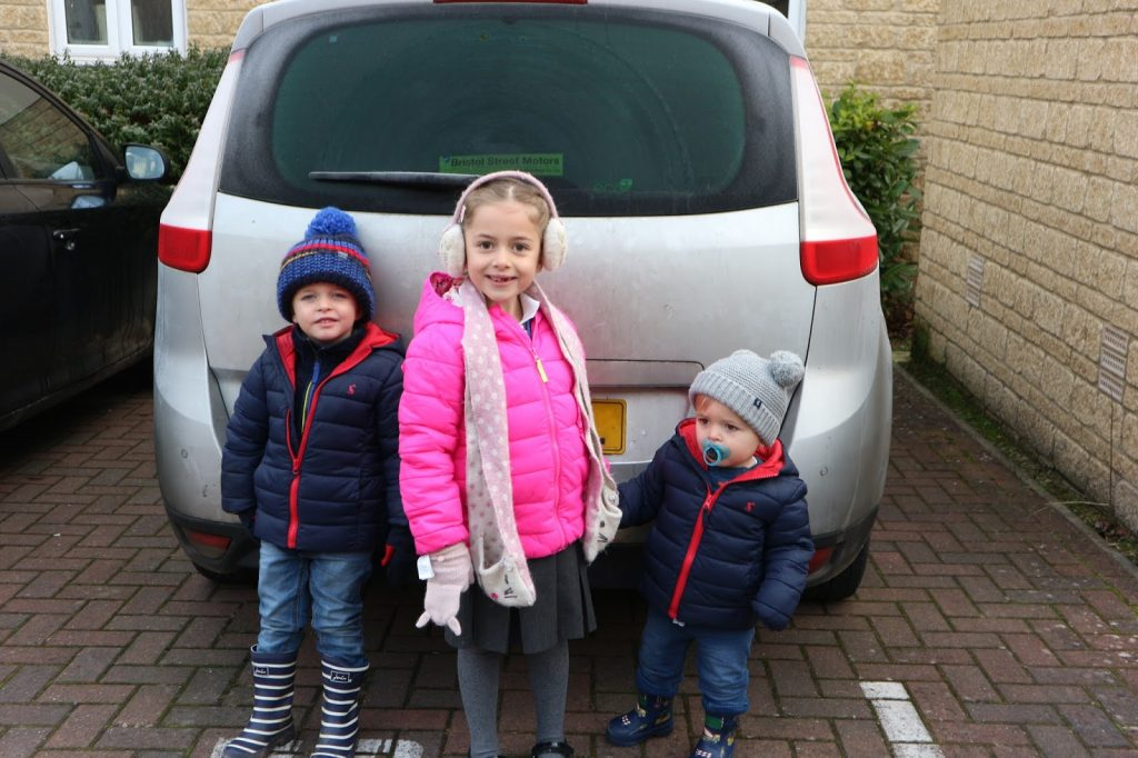 The School Run and Tyre Safety *Sponsored by Point S*