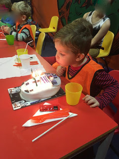 Ollie's 4th Birthday – Photo Round Up