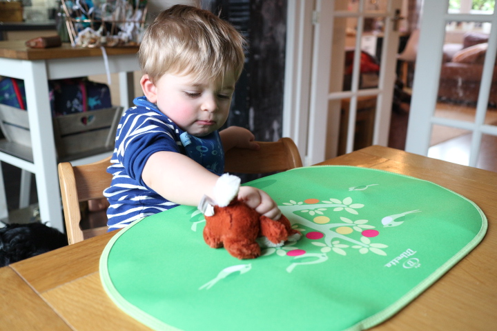 REVIEW – Bibetta Children's Placemat