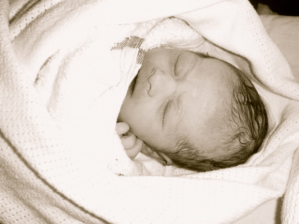 Happy Birthday Izzie | Izzie's Birth Story