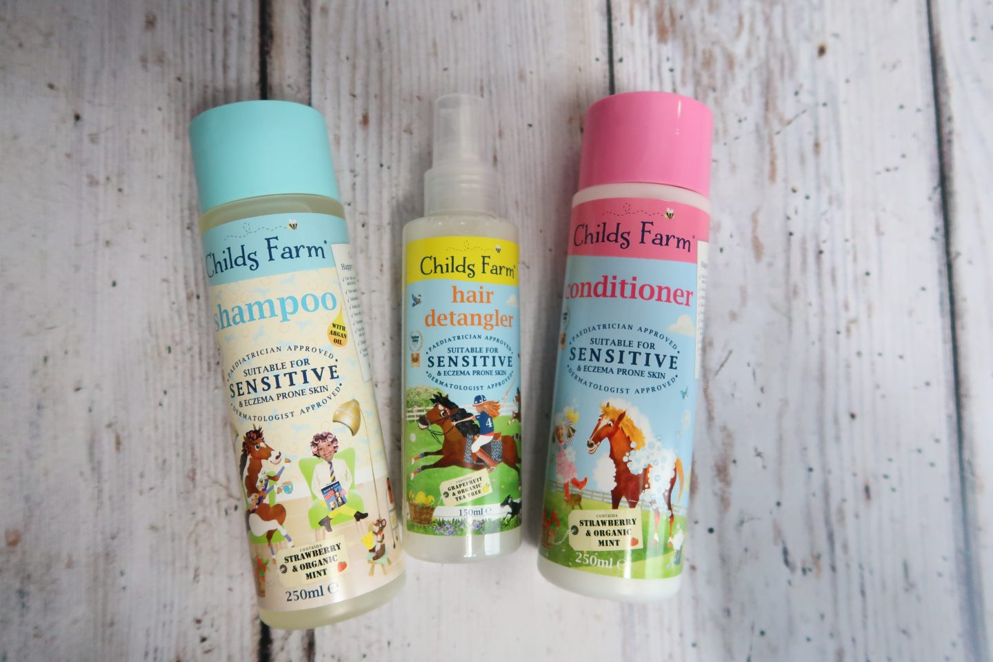 Childs Farm – Bathtime with products we love
