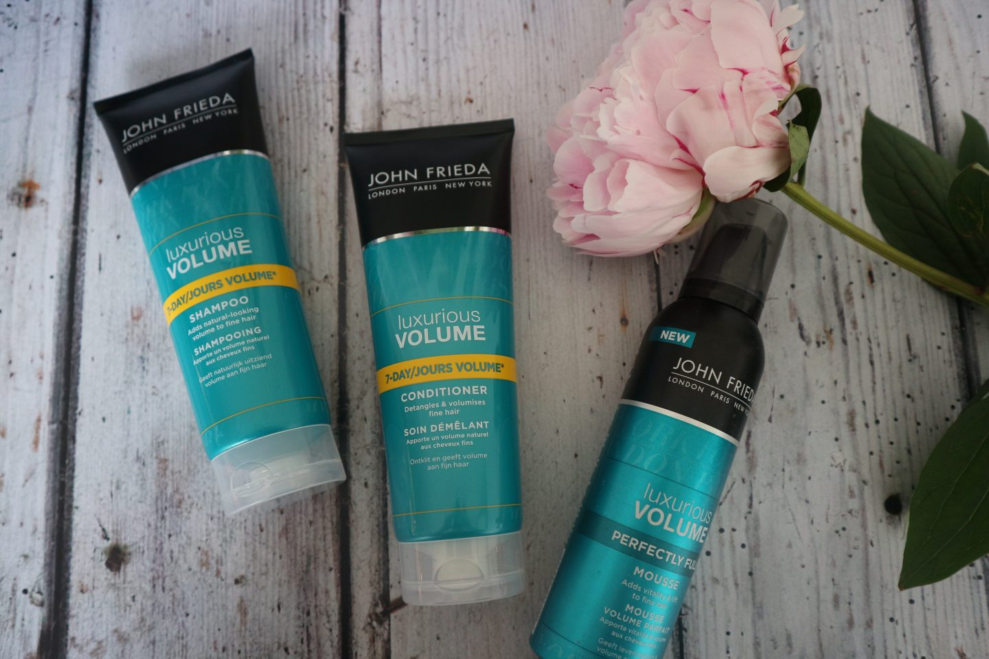 Quick Voluminous Hair for a Busy Mum – with John Frieda