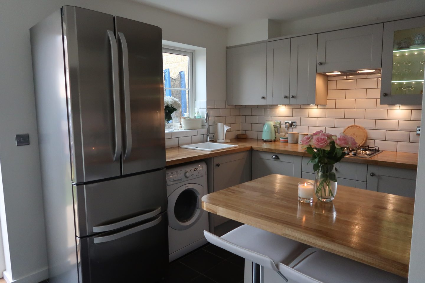 Our Dream Howdens Burford Kitchen Reveal Somewhere