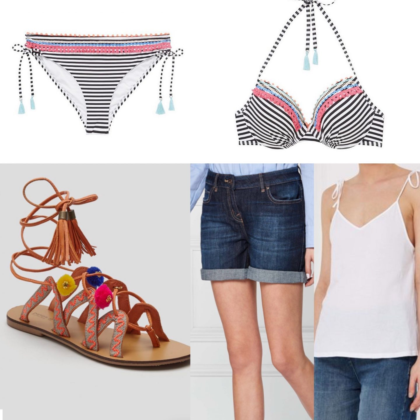 Mummy Style: UK Holiday Capsule Wardrobe