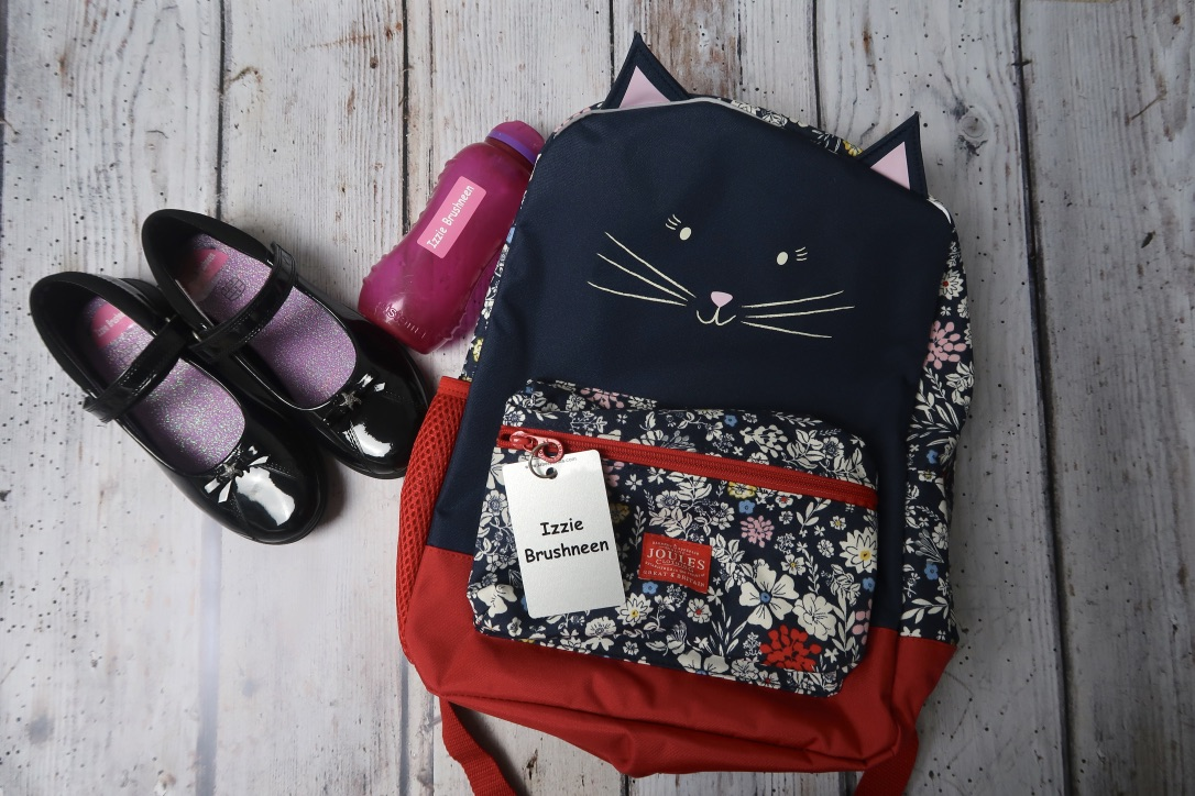 5 Tips for Preparing for Back To School | Ft. Labels4Kids