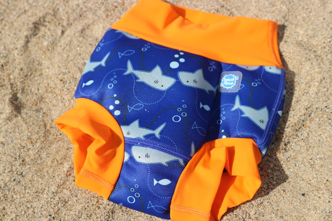Fun on the Beach with The Happy Nappy from Splash About | Review