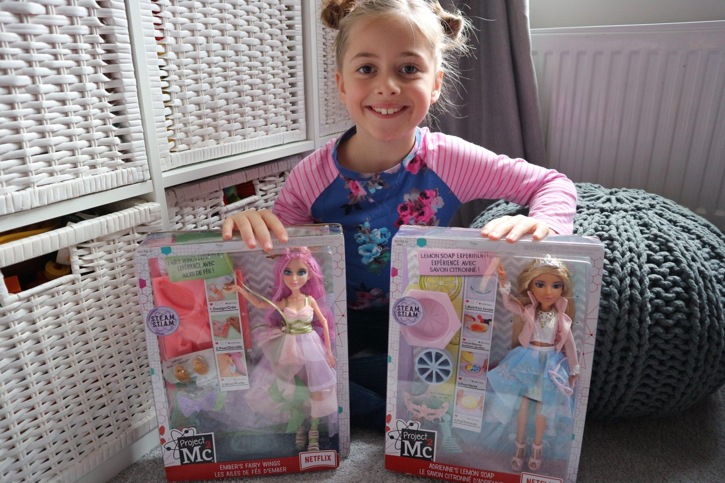 Project MC² Experiment Doll | REVIEW