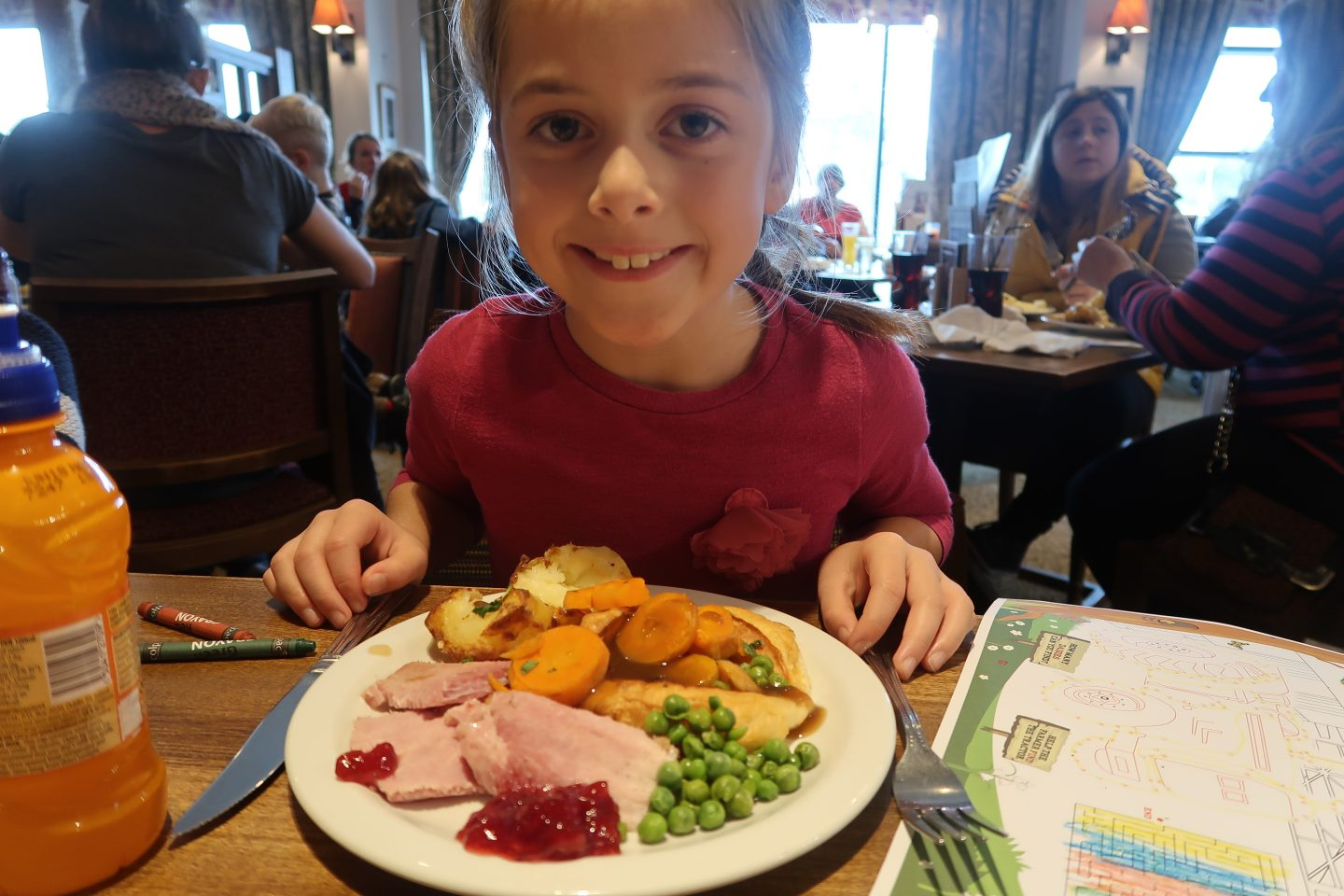 A Sunday Tradition | Toby Carvery Trowbridge Review