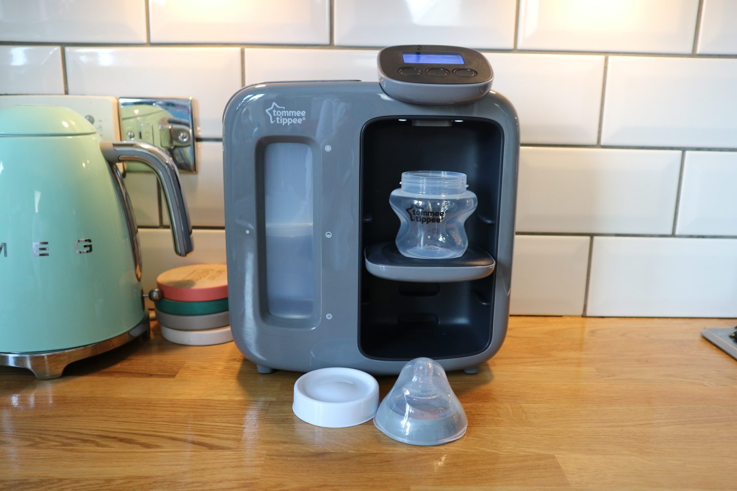 Tommee Tippee Perfect Prep Day & Night | REVIEW