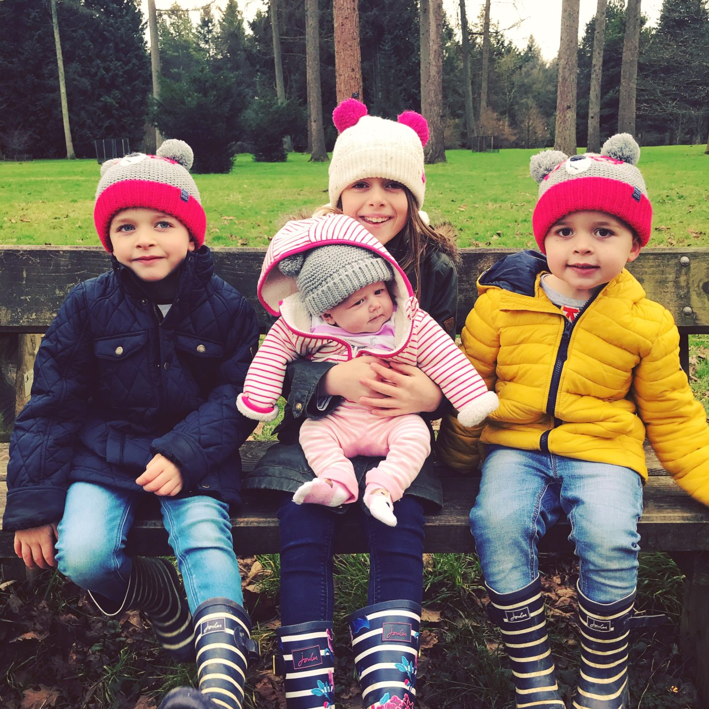 The Siblings Project {January 2019}