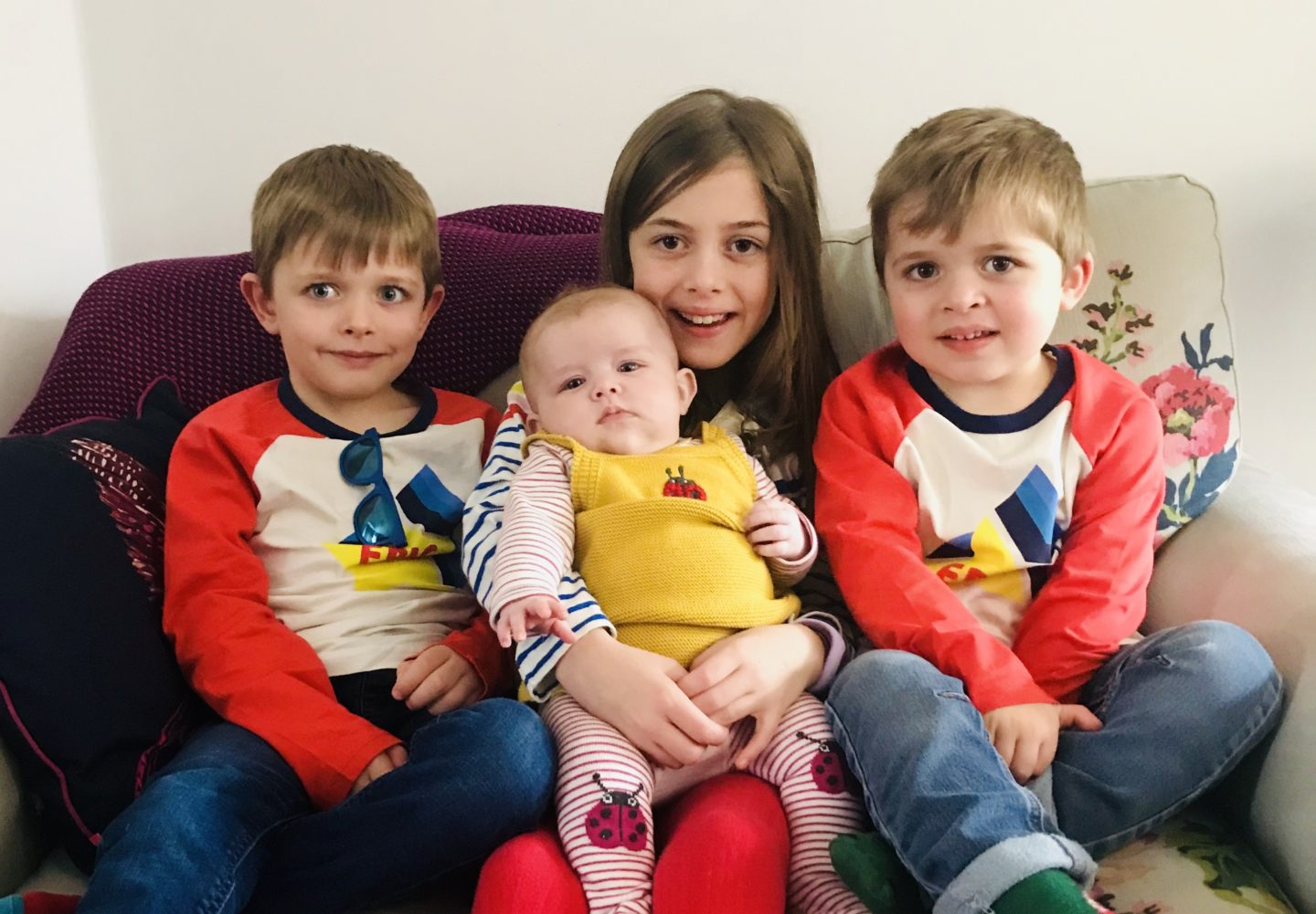The Siblings Project {February 2019}