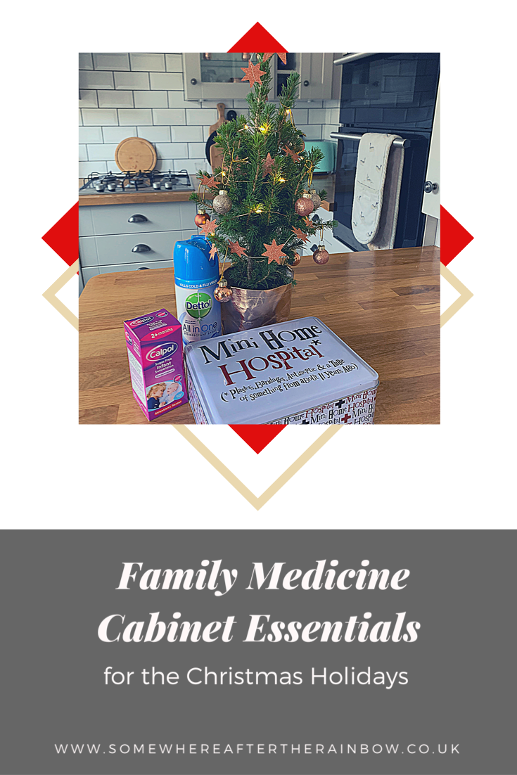 Family Medicine Cabinet Essentials – Be Prepared this Christmas